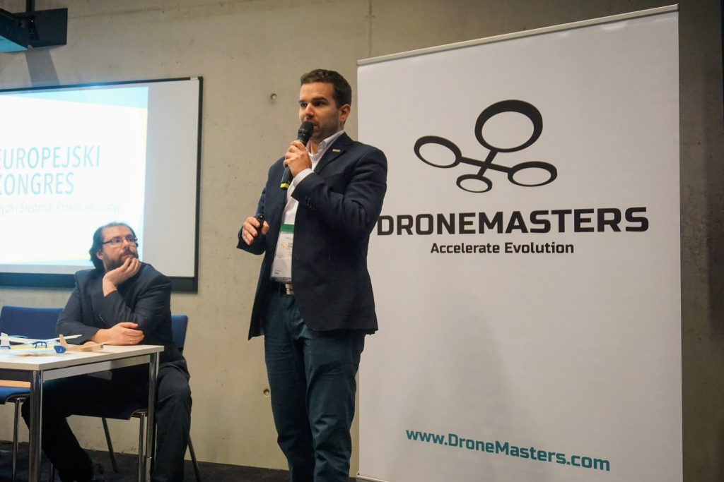 The story about Polish unmanned systems, Tomasz Siwy