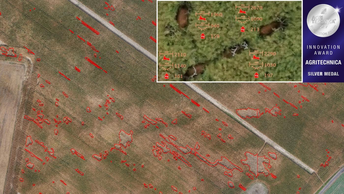 agrocom rolnictwo szacowanie szkód drony