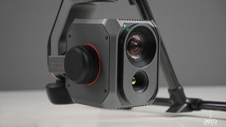 E10Tv kamera termowizyjna 640 yuneec h520 3