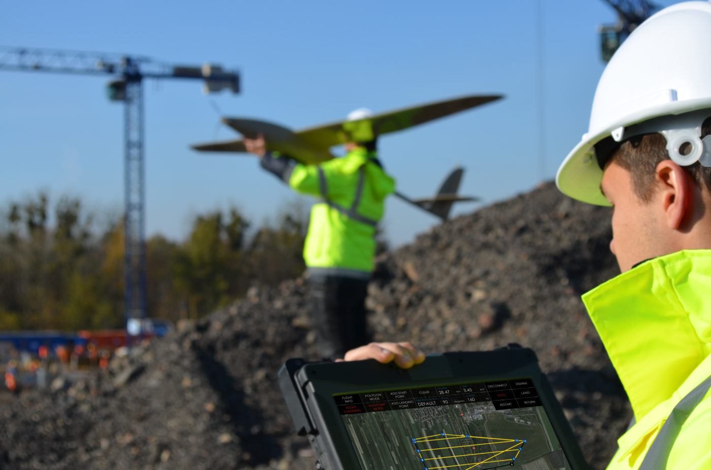 Usługi Prodron - profesjonalne usługi dronami