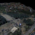 cyfrowy model terenu Zakopane